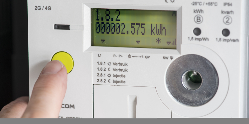 Digitale meter