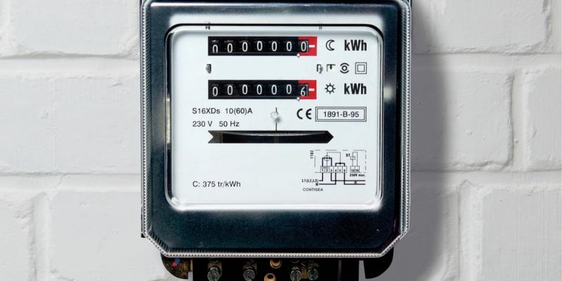 Elektriciteitsmeter